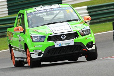 Ssangyong Driver Joins The Focus Cup