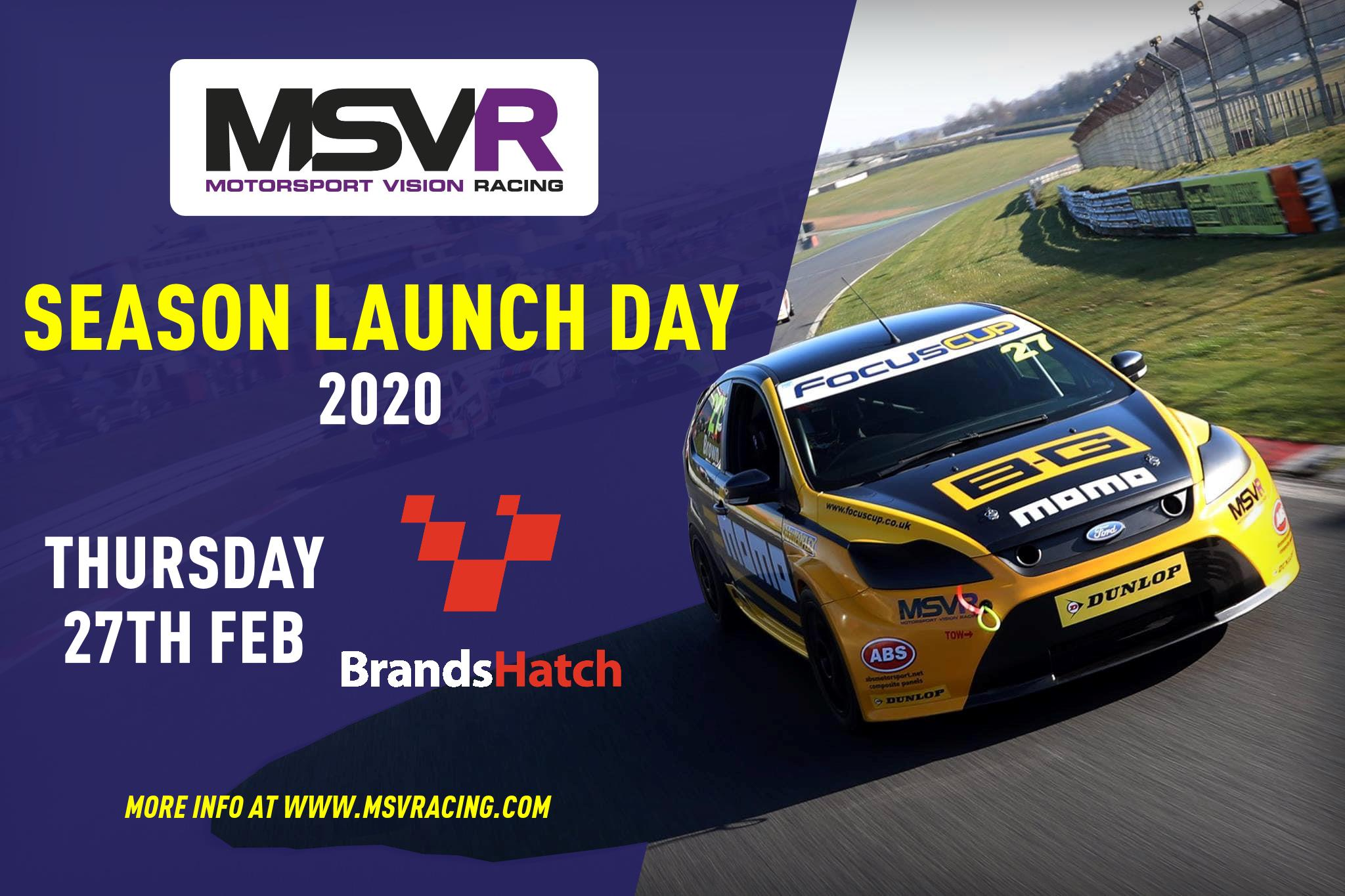 MSVR Season Launch Day 2020
