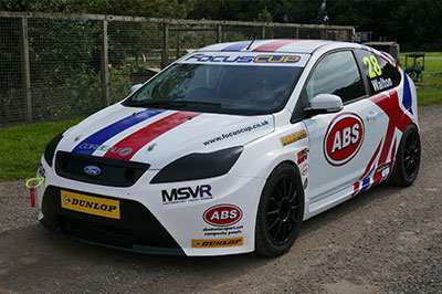 Introducing Focus cup Partner ABS Motorsport