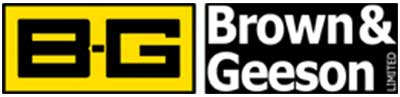 Brown And Geeson Logo